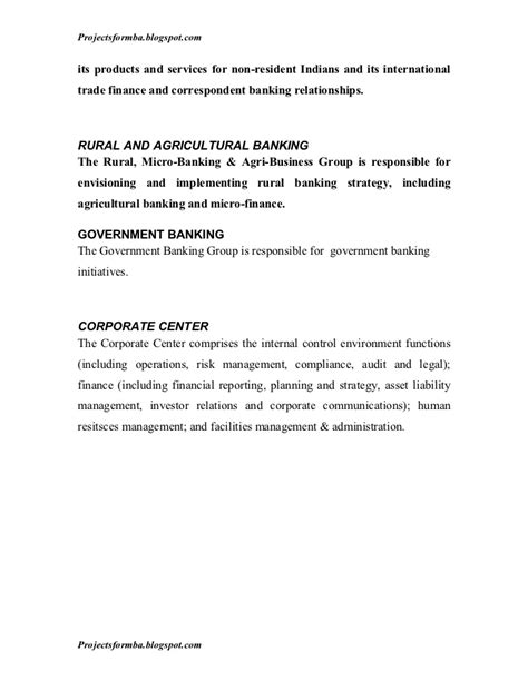 Financial Undertaking Letter Sle A Project Report On Analysis Of Financial Statement Of Icici Bank