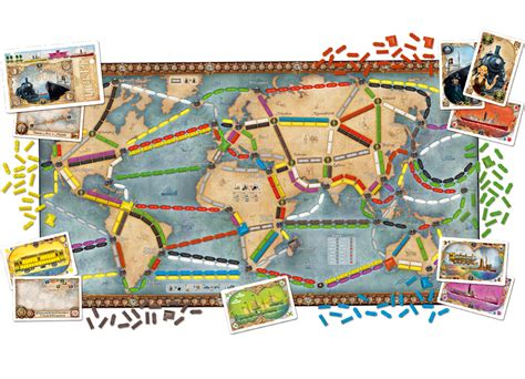 boat rides from new york to europe days of wonder announces ticket to ride rails sails