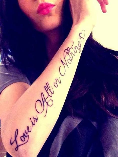 tattoo quotes on arm tumblr 50 latest forearm tattoo designs for men and women