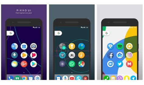 best android icon pack these icon packs are free right now android authority