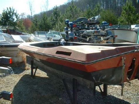 speed boat hull for sale 1978 checkmate inmate i 17 v speed boat hull boats