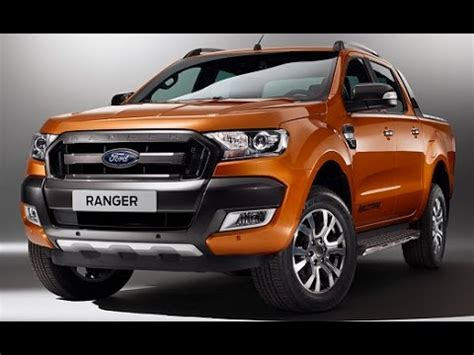 2019 ford ranger wildtrak youtube