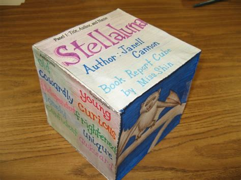 story cube book report 8 best ideas about book report ideas on book