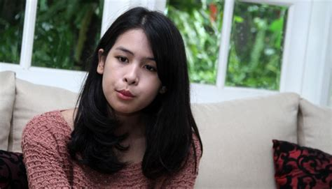 Model Rambut Maudy Ayunda by The Gallery For Gt Model Rambut Maudy Ayunda