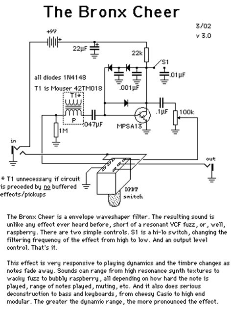 diode distortion circuit simple diode clippers and distortion circuits
