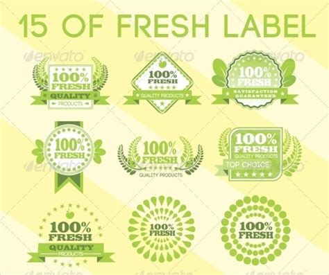 design label food 20 product label designs jpg vector eps ai