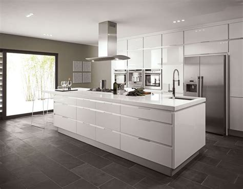 modern white gloss kitchen cabinets high end cabinet trim pulls on white high gloss kitchen