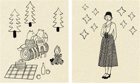 Flow Book for Paper Lovers   Valesca van Waveren Art   Illustration