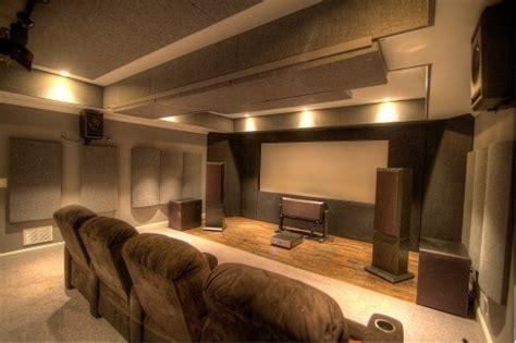 choosing home theater audio  acoustics  mind