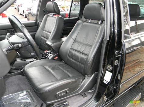 Nissan Pathfinder 2002 Interior by 2002 Nissan Pathfinder Se 4x4 Interior Photo 59363926