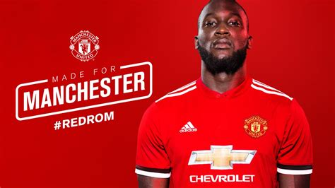 www man u new signing for 2016 official manchester united confirm the signing of romelu