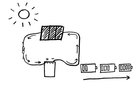 wiring diagram for a solar battery charger image