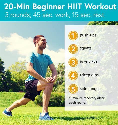 3 beginner friendly hiit workouts myfitnesspal