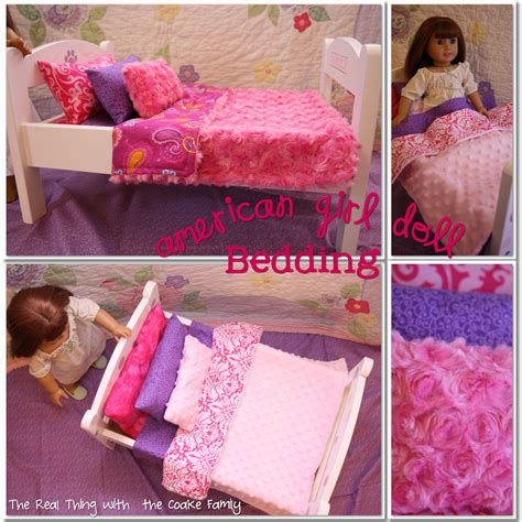 doll bedding american girl doll bedding pattern free 187 the real thing