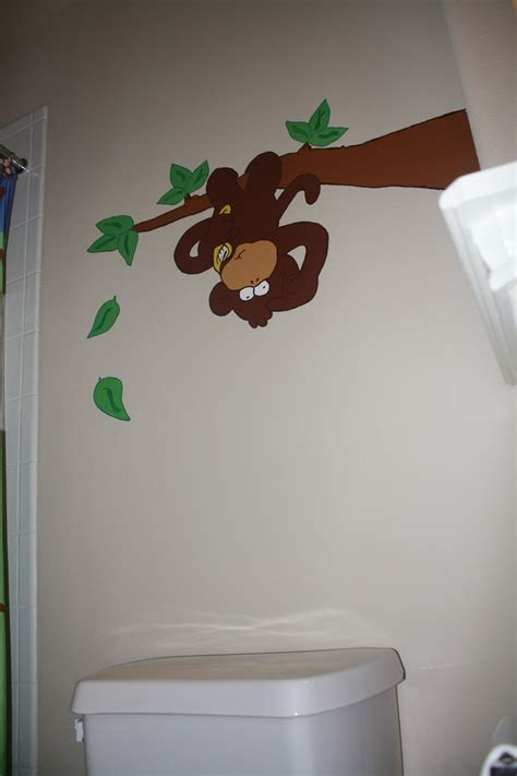 Monkey Bathroom Decor Ideas 25 Best Ideas About Monkey Bathroom On