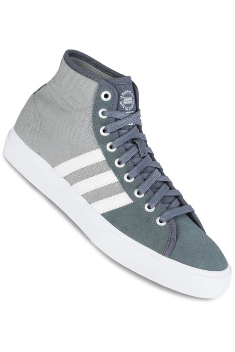 adidas cus original adidas skateboarding matchcourt high rx shoes onix white
