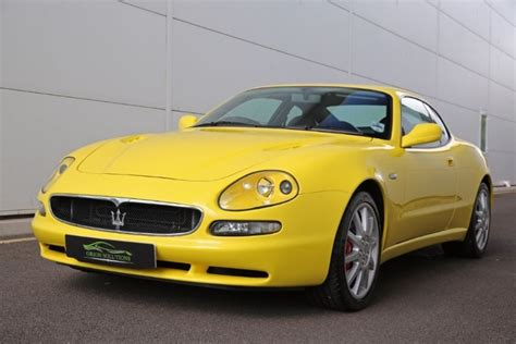 Maserati 3200 Gt For Sale by Used Giallo Fly Maserati 3200 For Sale South Glamorgan