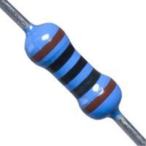 mohm metal resistor hvr3700001005jr500 vishay through resistor metal 10 mohm 3 5 kv axial leaded