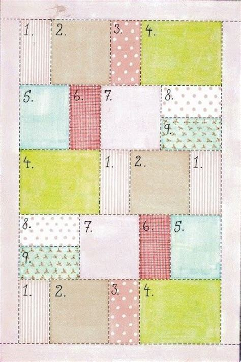free printable simple quilt patterns 17 best images about crazy quilting pattern on pinterest