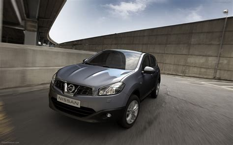 nissan crossover nissan qashqai crossover 2010 widescreen car