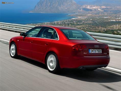 Audi A4 3.0 TDI quattro Sedan B7,8E (2004?2007) images (1024x768)
