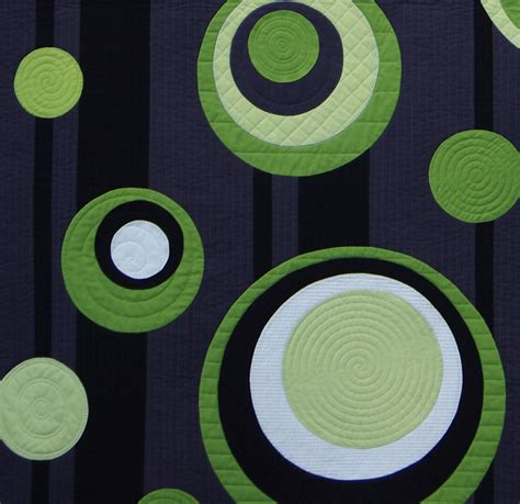 Quilting Circles by Ahhh Quilting The Wipey Box Circle Quilt