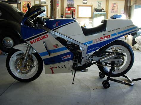 Suzuki Rg500 Gamma For Sale Modified And Fabulous 1986 Suzuki Rg500 Gamma