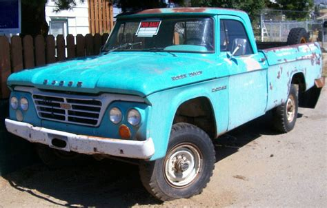 64 Dodge Power Wagon by 1964 Dodge 3 4 Ton 4x4 Power Wagon Truck For Sale