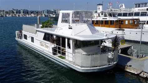 dinner on a boat marina del rey 1980 gibson commercial dinner cruiser 50 foot 1980 boat