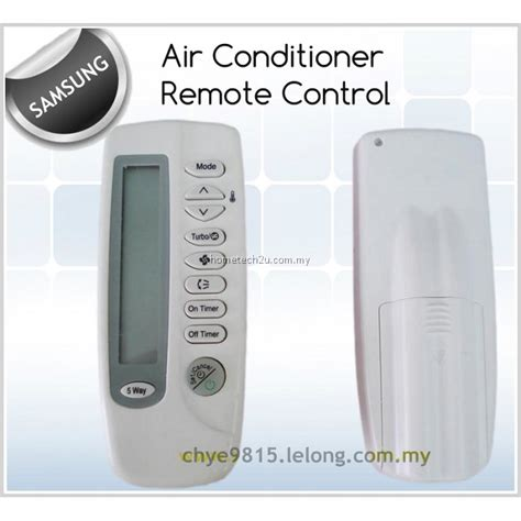 Singlet Android Samsung F4411 samsung air conditioner remote compatible for samsung air cond