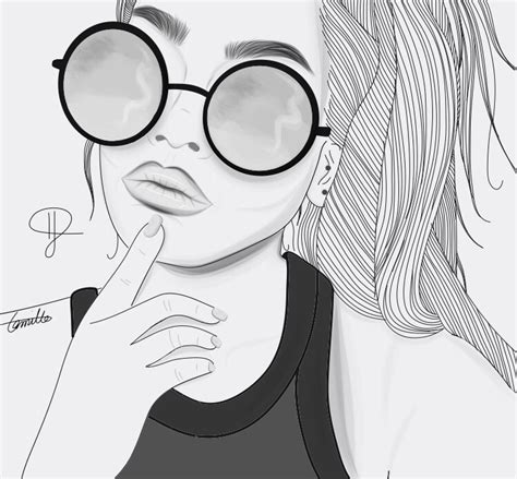 imagenes lentes nike please double tap for my draw outlines tumblr outline