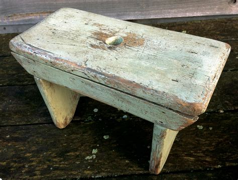 Green Pasty Stool by Small Stool In Pale Green Paint In Furniture Boxes