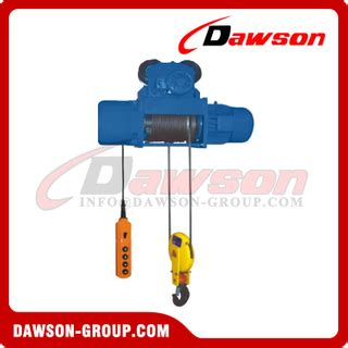 electric wire rope hoist mini electric wire rope hoist light duty double girder hoist