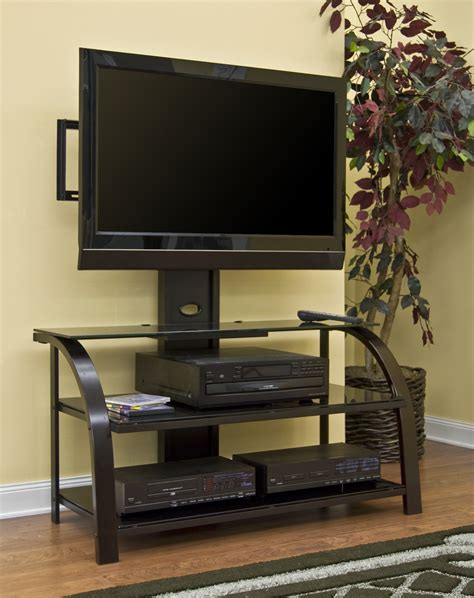 flat screen tv console tv stands with mount excellent how to build a wall