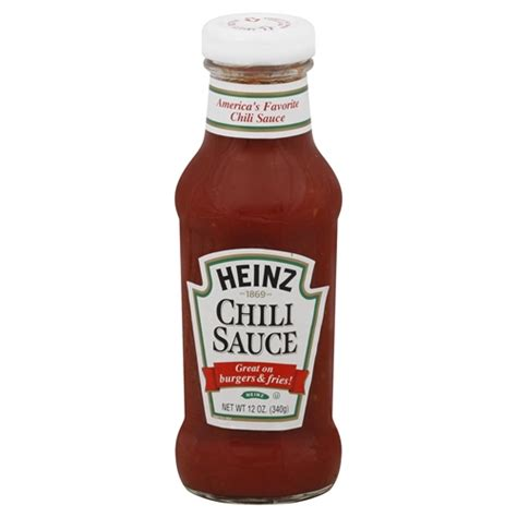 Aluminum Foil Furniture by Heinz Chili Sauce 12 Oz