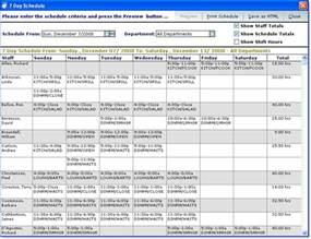 dbi technologies staff scheduler staff scheduler reports