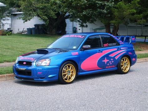 04 Pink Subaru Impreza Wrx Sti Forums Iwsti Com