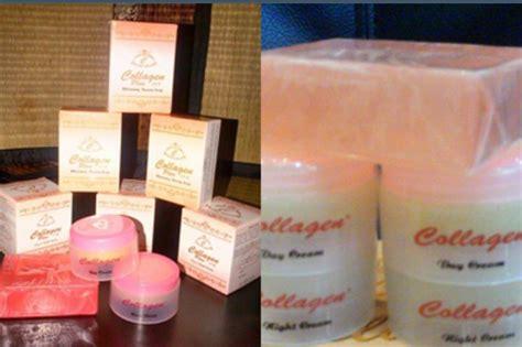 Produk Collagen Plus Vit E adammia world kelebihan krim collagen plus vit e