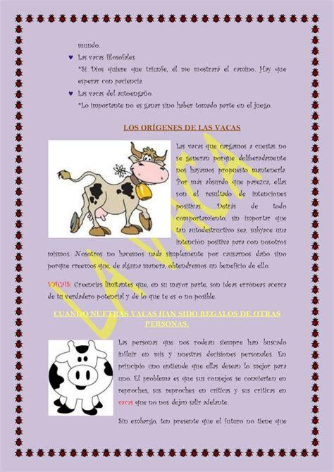 pdf libro de texto memorias de una vaca para leer ahora por una escuela p 250 blica de