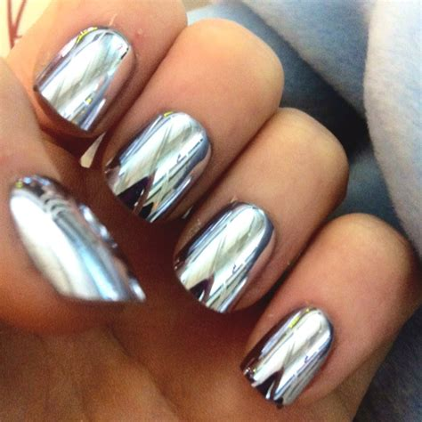 chrome nail polish on pinterest metallic nail polish dashing diva chrome nail polish www pixshark com