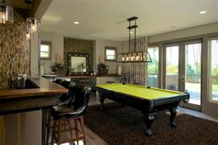 pool table dining table combo ideas