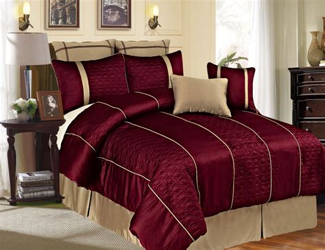 8 Piece Queen Emoji Burgundy Comforter Set Ebay