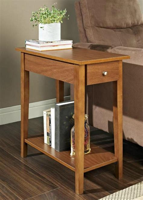 small wooden side table end tables for living room living room ideas on a budget