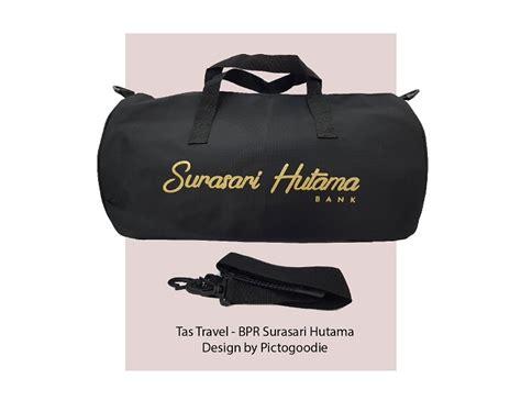 Tas Travelling Dari Garsell pictogoodie tas goodie bag tumbler promosi flashdisk custom surabaya jakarta
