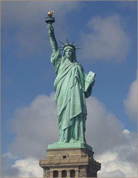original statue of liberty color bronze sculpture and statue patina colors