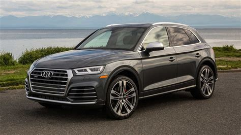 How To Drive Audi by 2018 Audi Sq5 First Drive Question The Need To Compromise