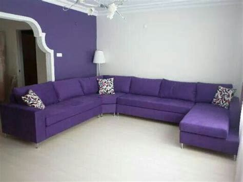 secional sofa 25 best ideas about purple accent walls on pinterest