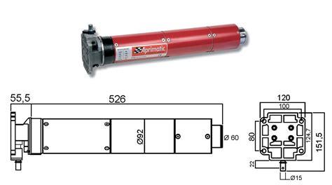 motori tende da sole 43345 001 motore tubolare aprimatic 92m 230 230nm per
