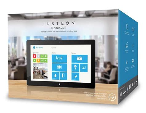 microsoft gets into the home automation with insteon