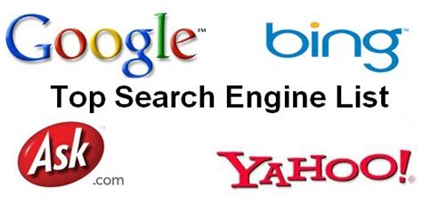 How Many Use Compared To Other Search Engines Top 5 Alternative Search Engines List